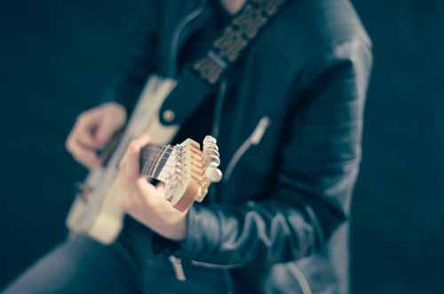 gitarre lernen für fortgeschrittene wien