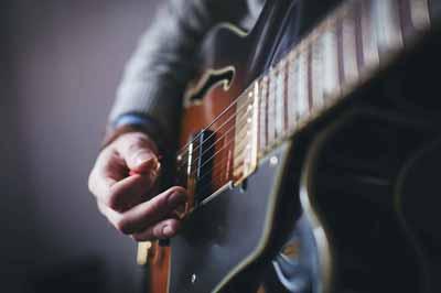 Vorbereitung aufnahmeprüfung Egitarre konservatorium wien musikuni wien