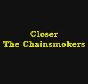Closer – The Chainsmokers – Guitar Chords